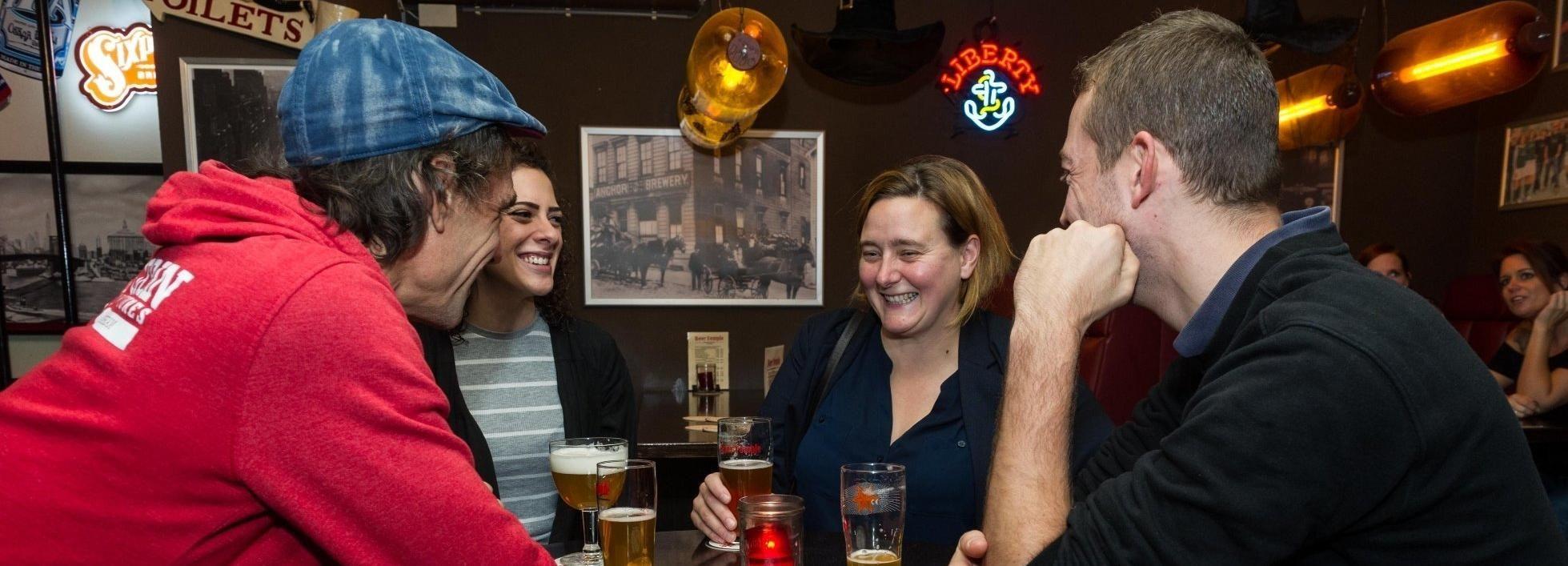 Amsterdam Bier Wandeltocht met een Local