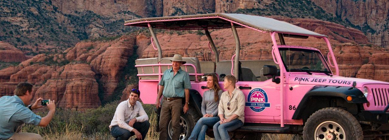 Red Rock Range Jeep Tour von Sedona aus