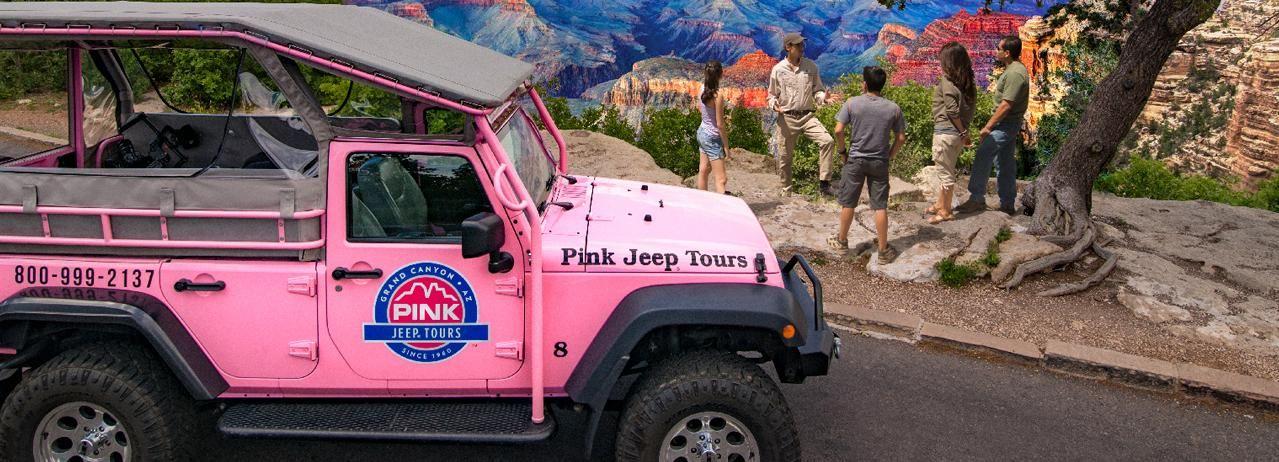 Der große Einstieg: Jeep Tour Grand-Canyon-Nationalpark