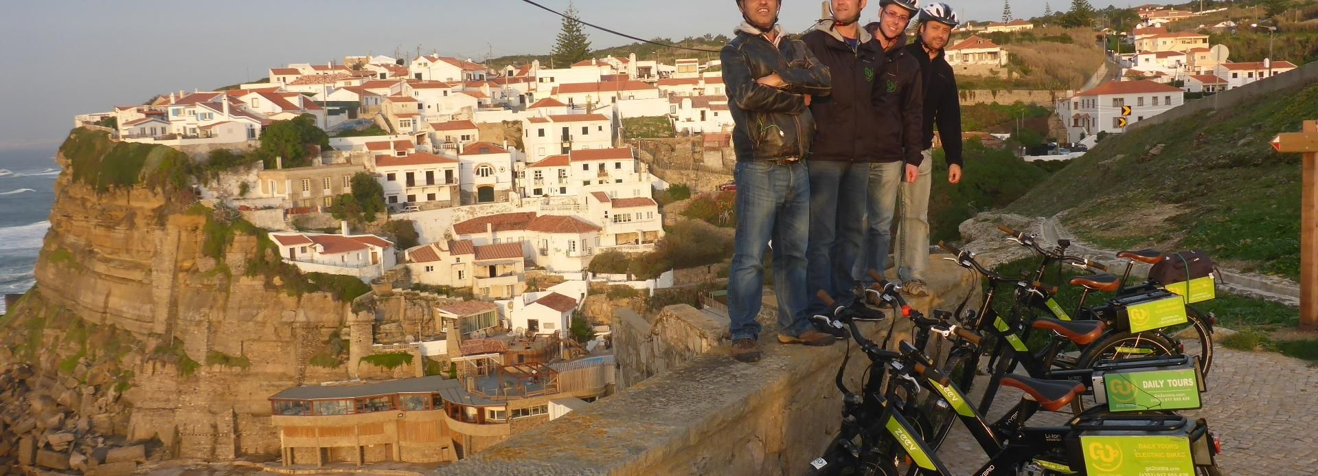 Sintra: Half-Day King of the Moon Hill Bike Tour