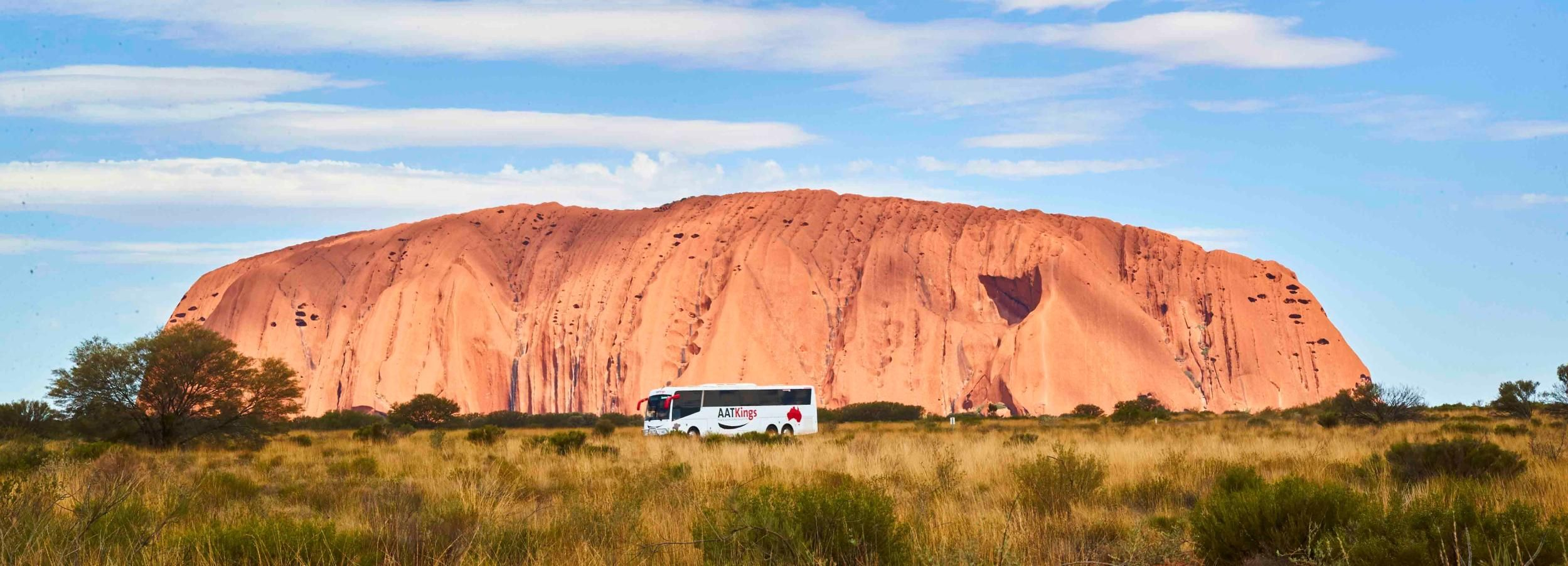 Alice Springs: Coach Transfer to Ayers Rock Resort