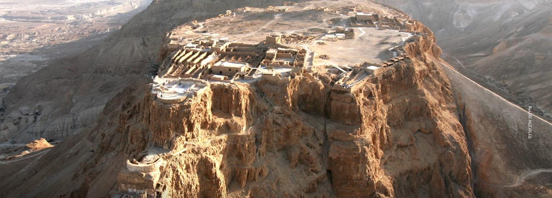 Jerusalem/Tel Aviv: Masada, Ein Gedi, and Dead Sea Day Tour