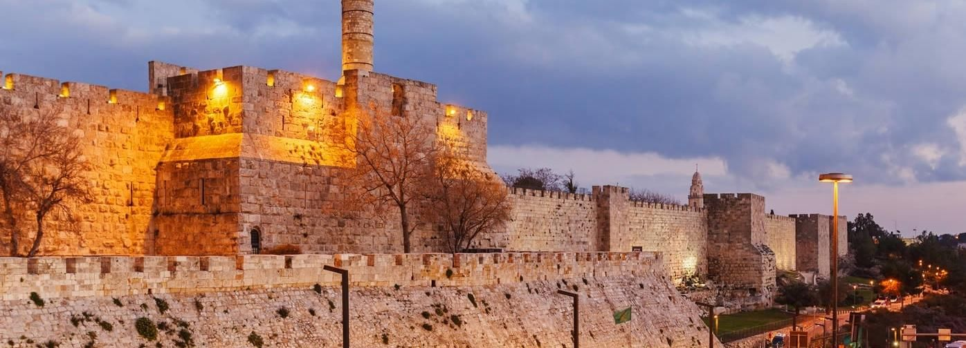 From Tel Aviv/Jerusalem: Jerusalem, Bethlehem & Dead Sea