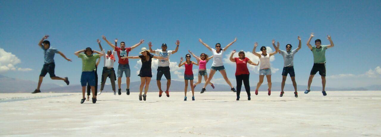 From Salta: Salinas Grandes, Purmamarca & Los Colorados Hike