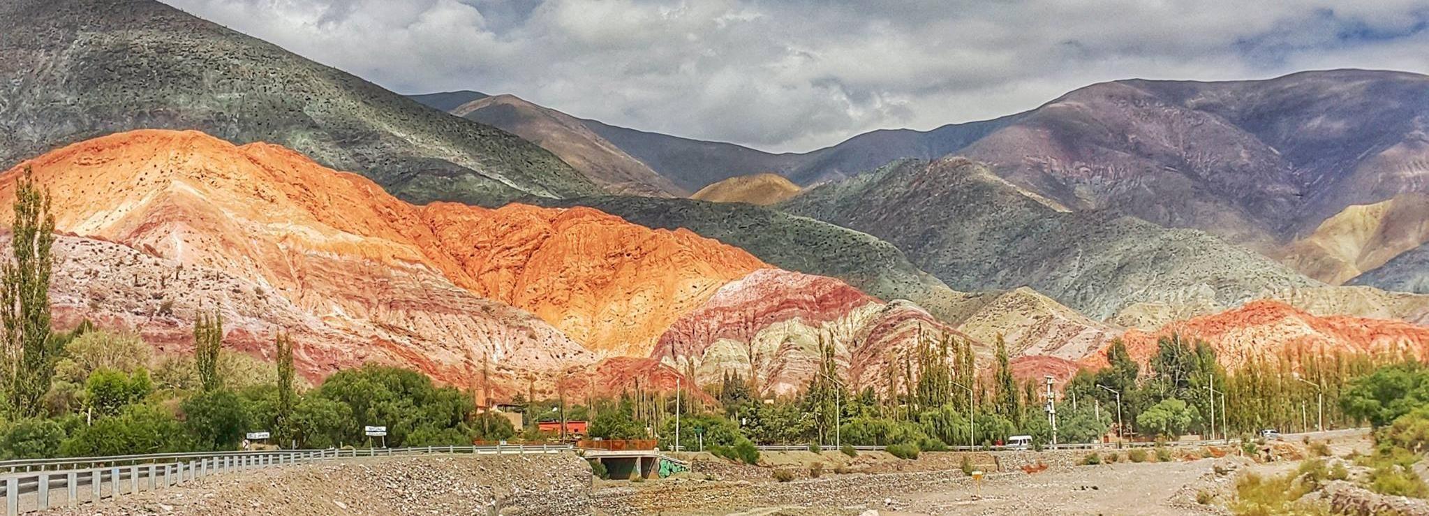 From Salta: Day Trip to Quebrada de Humahuaca