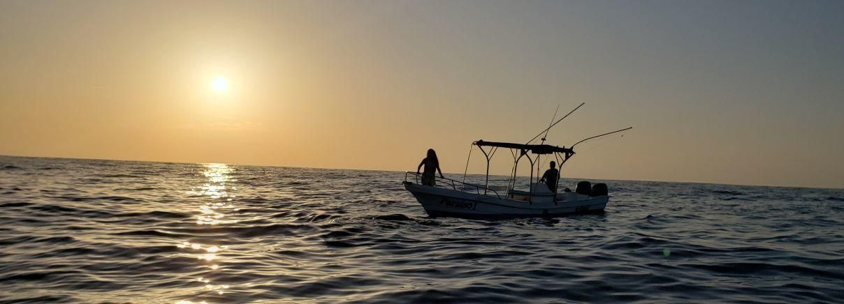 Huatulco: Sunset Boat Tour