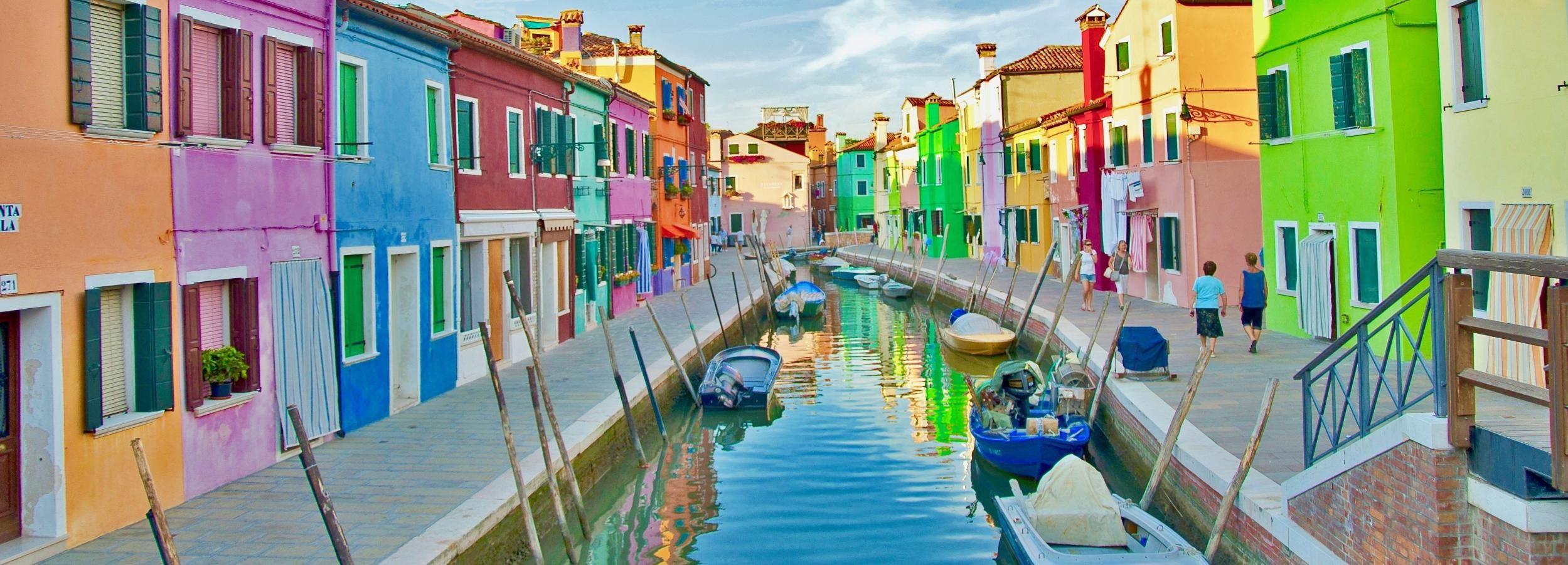 Венеция: круиз по Мурано, Бурано и Торчелло