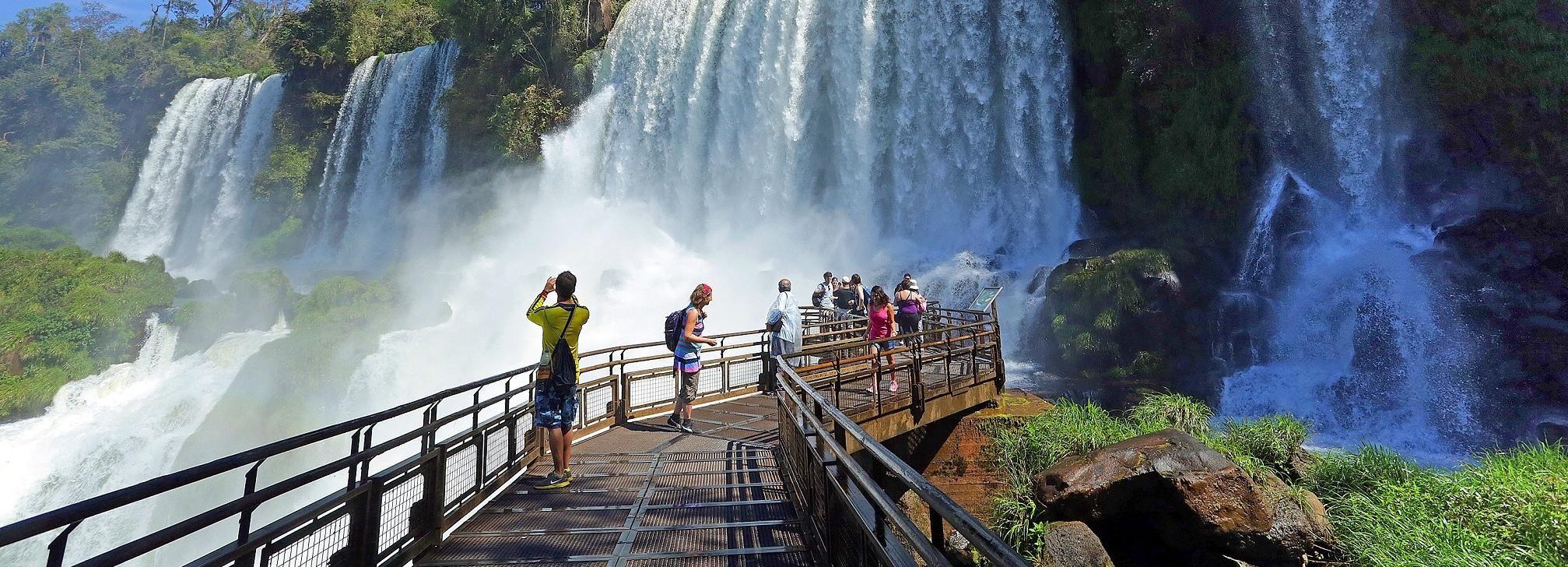 Puerto Iguazu: Iguazu Falls Argentinian Side Full-Day Tour