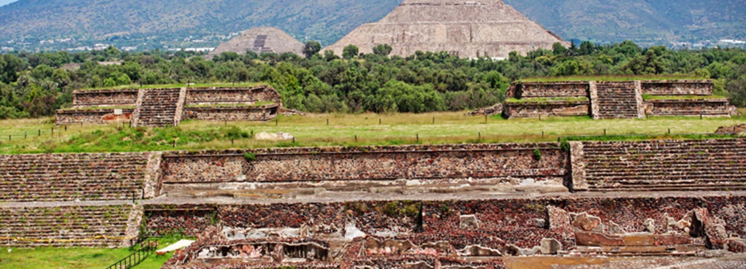 México: tour 1 día a Teotihuacán y la basílica de Guadalupe