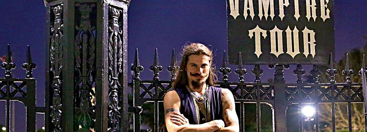 Nueva Orleans: Tour en vampiro de 1.5 horas por el Barrio Francés