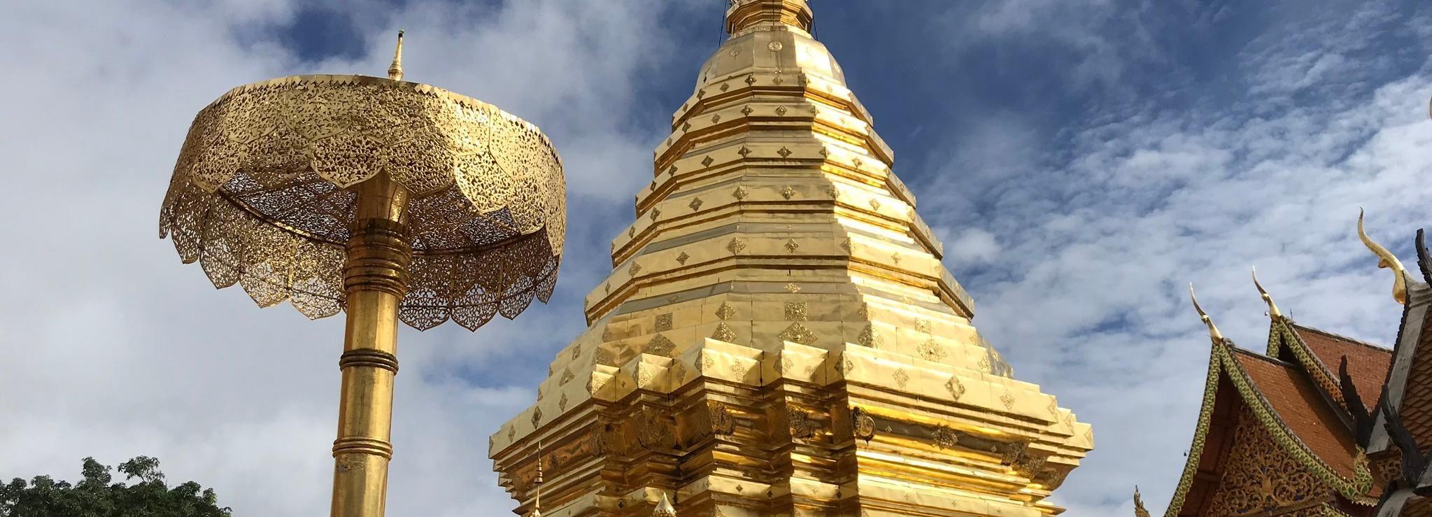 Chiang Mai: excursión de un día a Doi Suthep y al Parque Nacional Inthanon