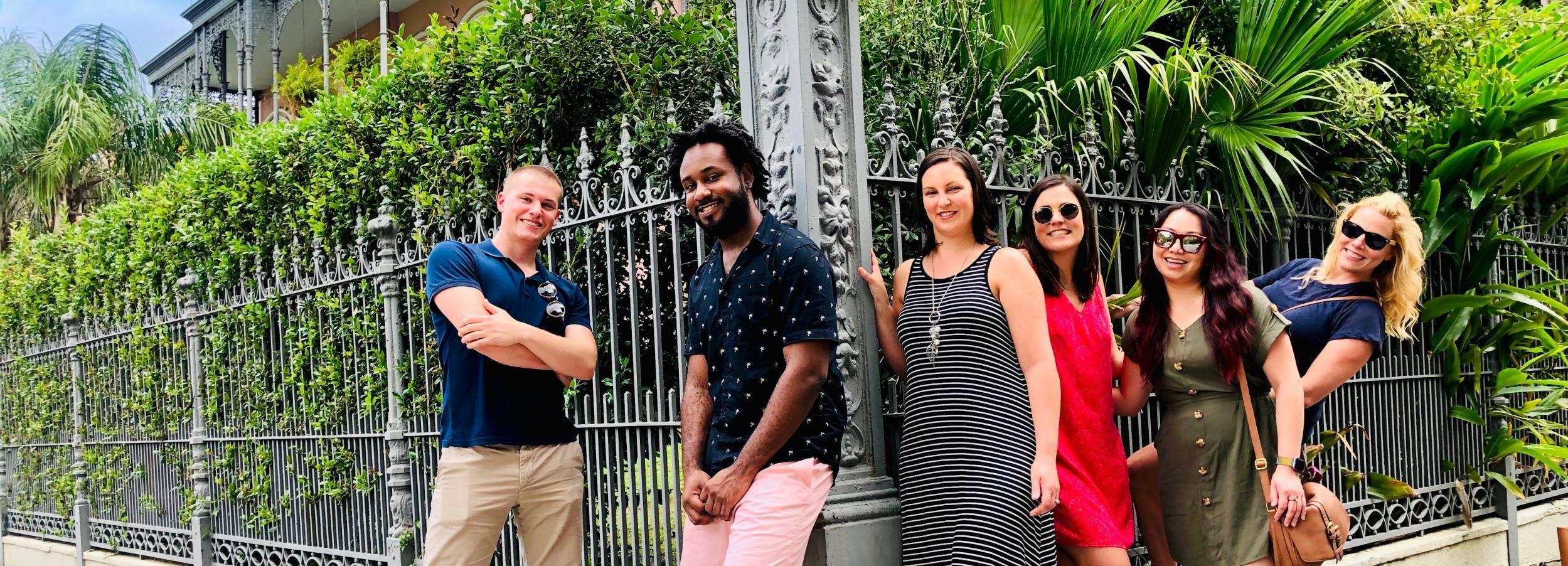 Nueva Orleans: recorrido a pie por Garden District y Mansion Interior