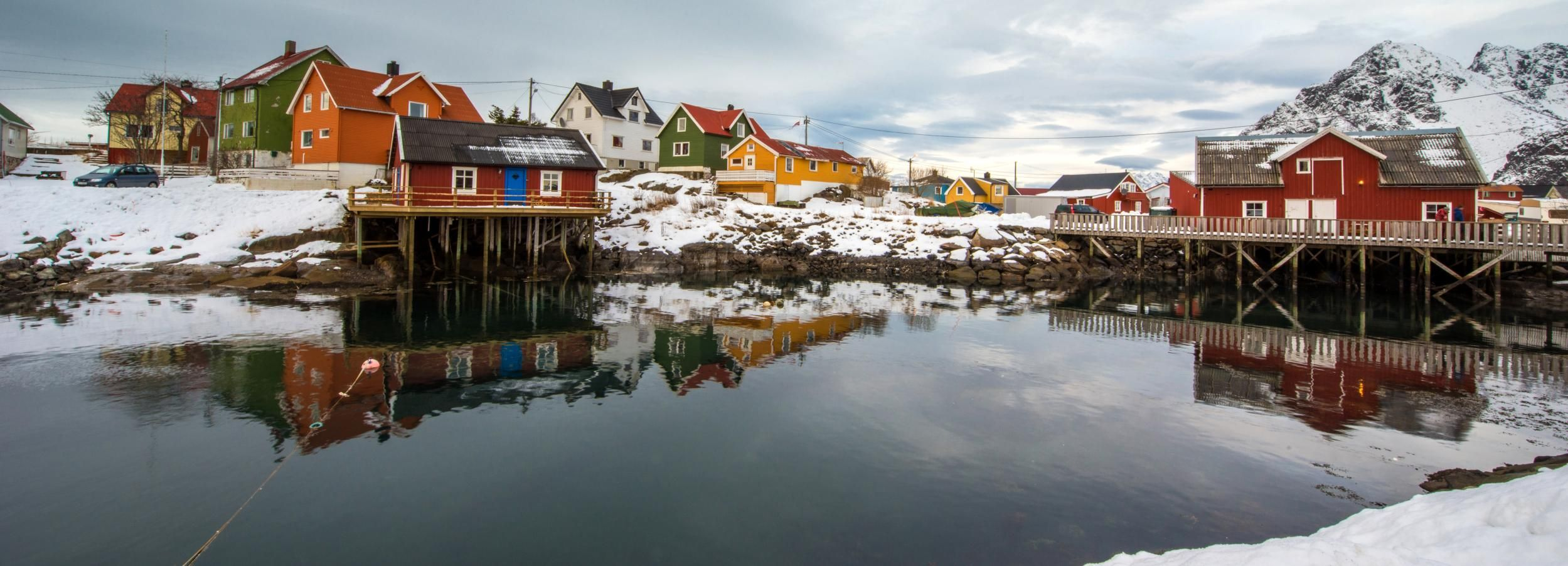 Photography Tour of the Lofoten Islands