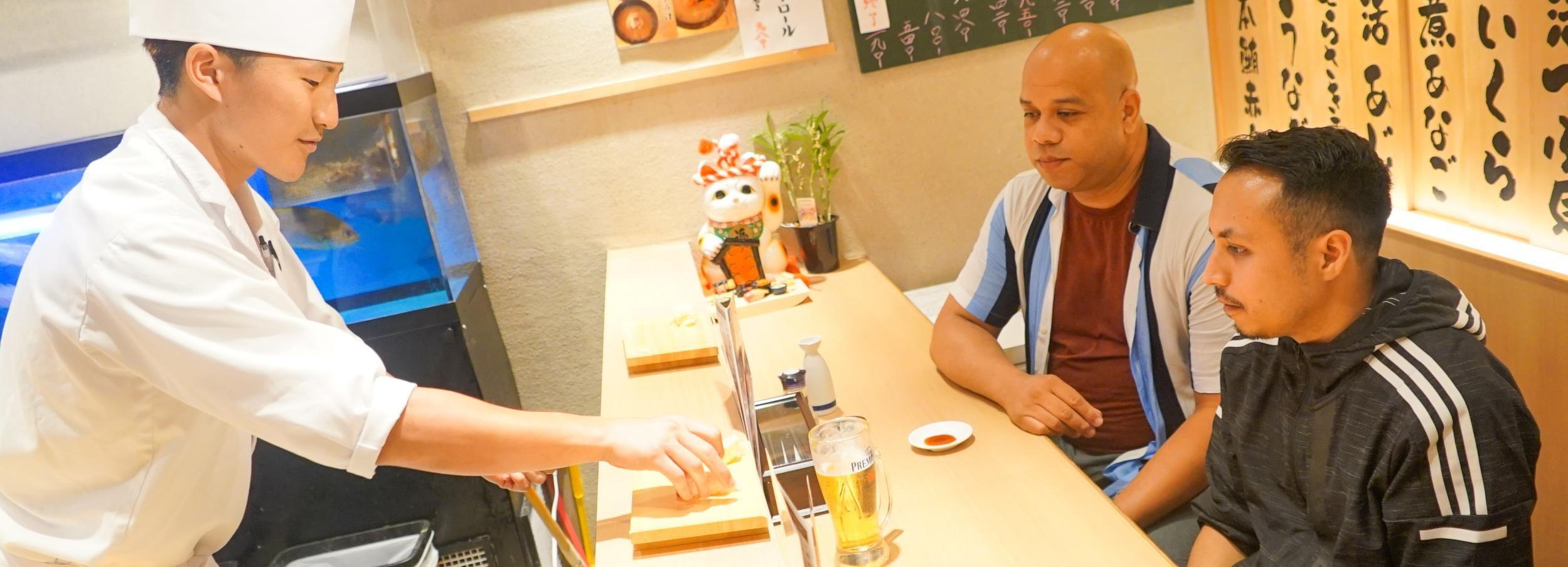 Tokio: tour gastronómico nocturno en Shinjuku