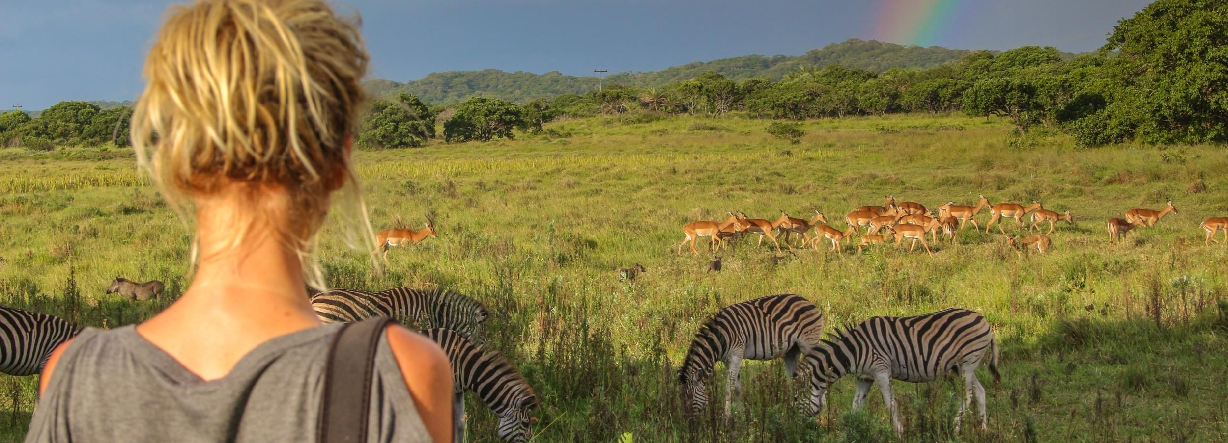 iSimangaliso: Guided Walking Safari