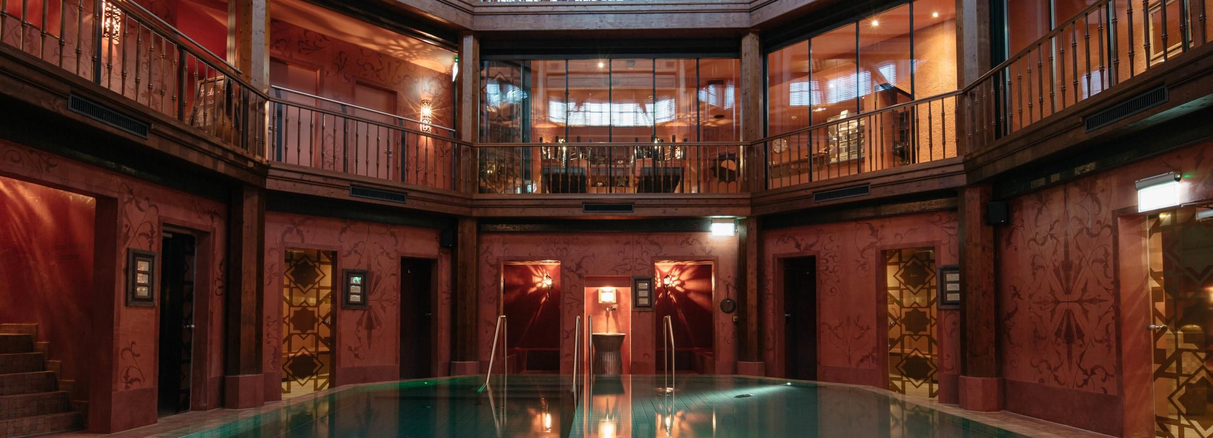 Bern: Hammam and Spa Admission