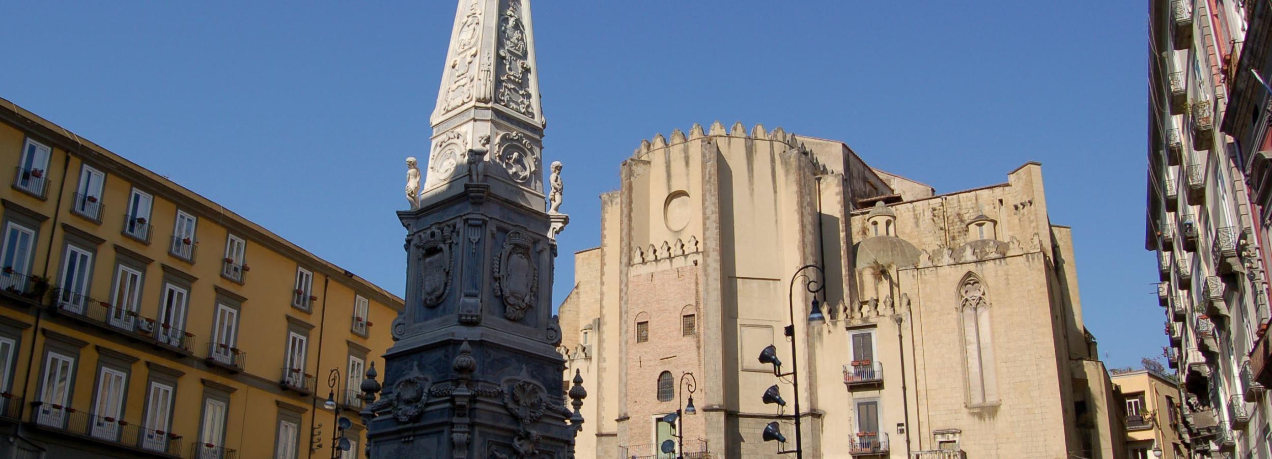 Naples: visite historique des origines, des cultes et des légendes