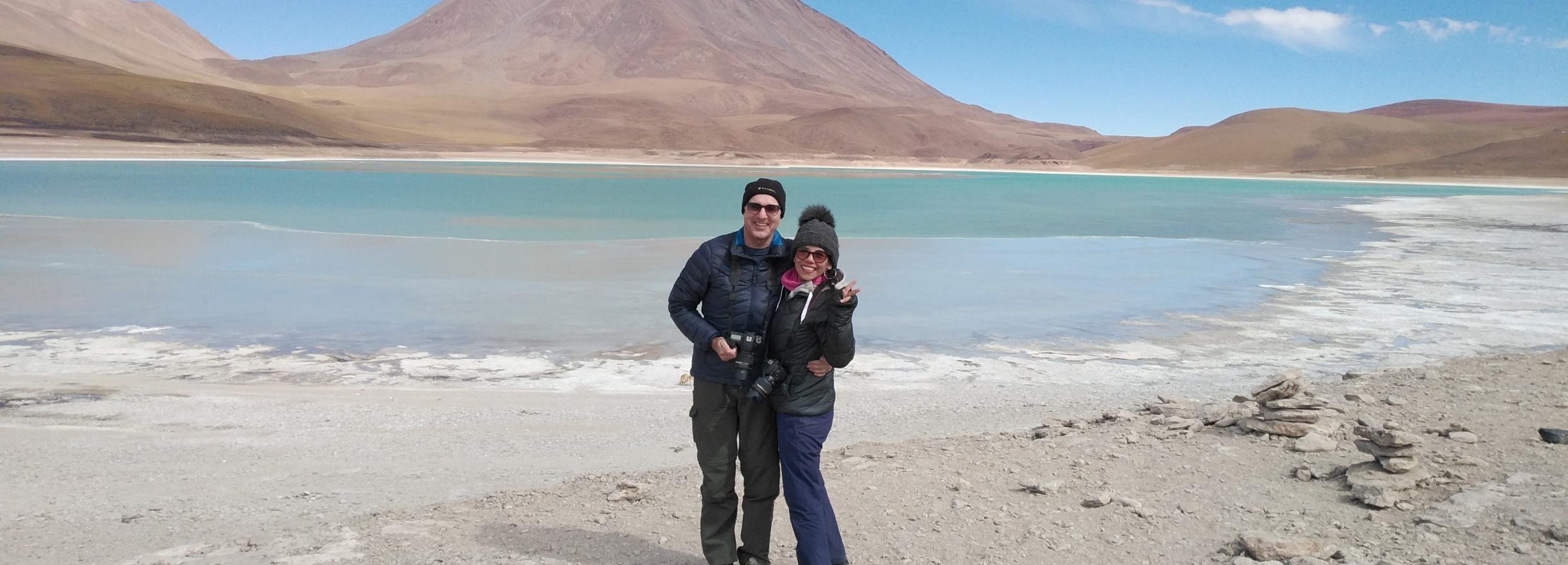 Bolivien: 3 Tage Privattour zum Uyuni-Salzsee mit Hotel