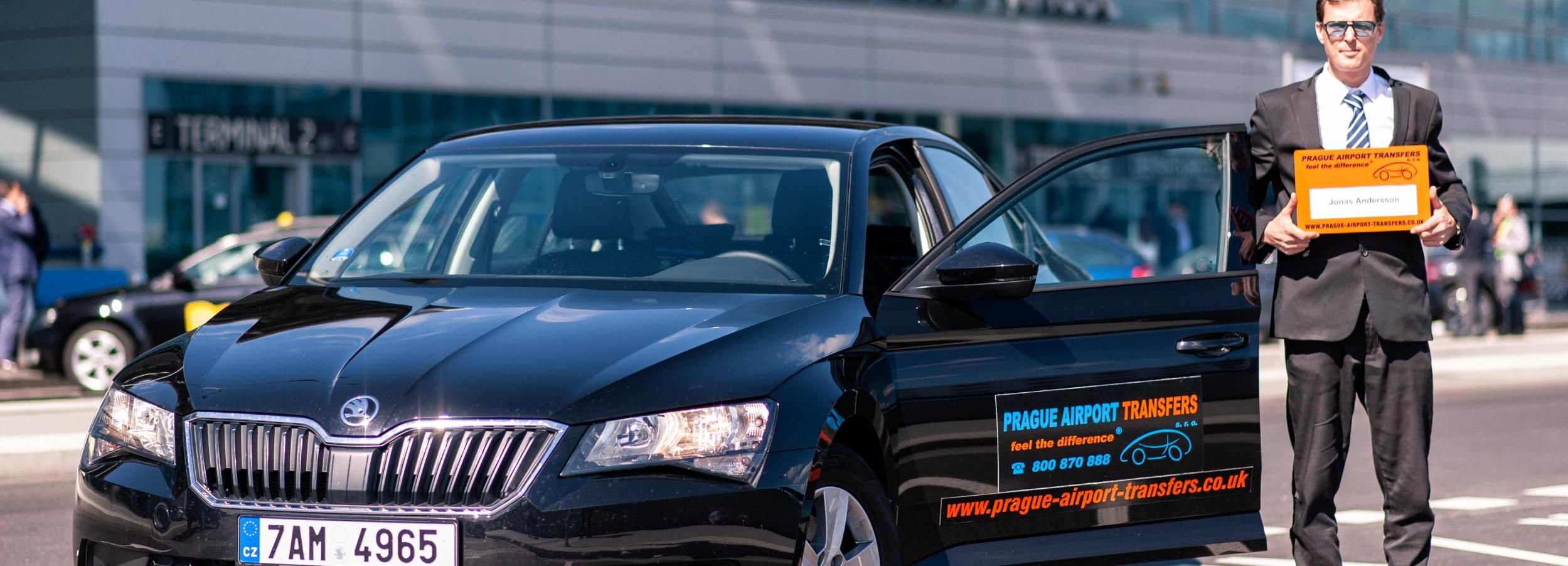 Prague Airport : Private Transfer