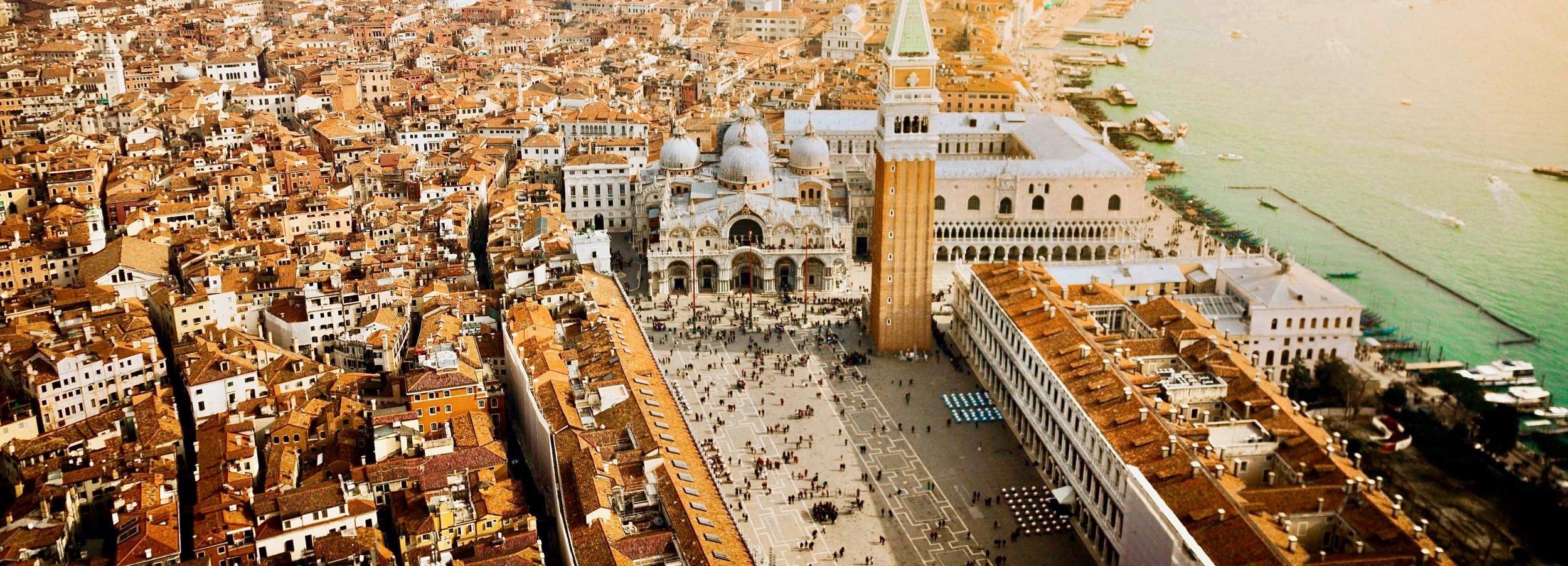 Венеция: 4-часовой тур по городу с Дворцом дожей и посещением базилики