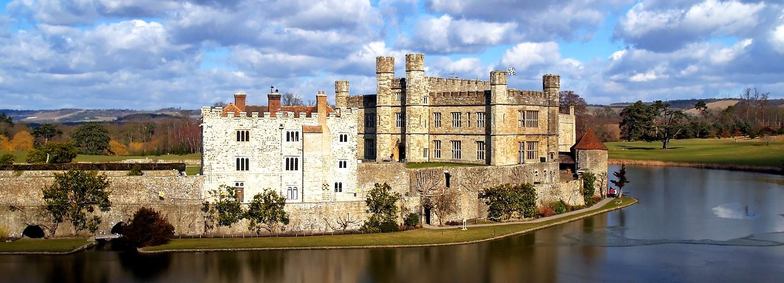 Leeds Castle, Canterbury Cathedral, Dover, and Greenwich