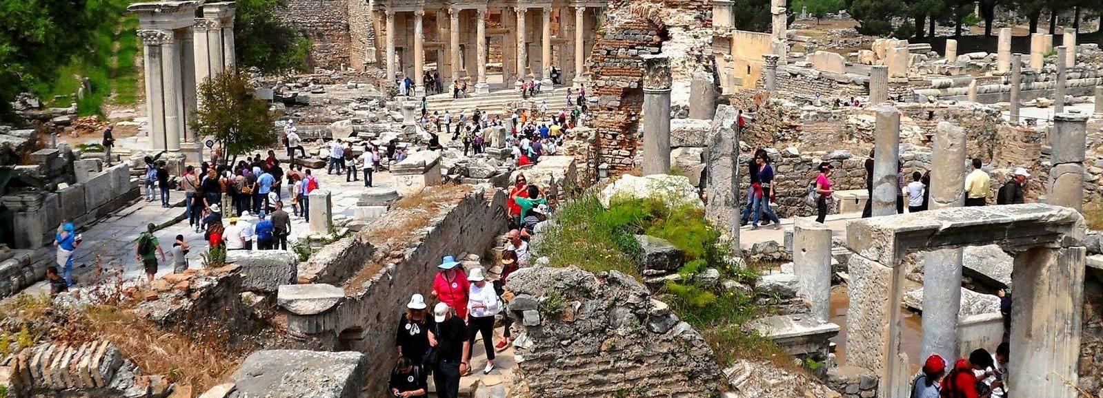 Из Бодрума: экскурсия на полный день в Эфес