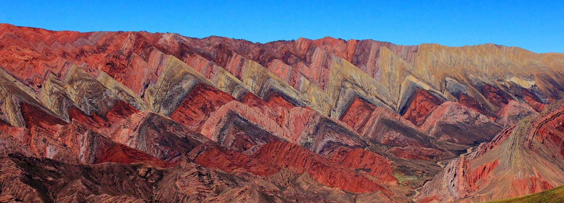 Hornocal: Tour of the 14 Colors Mountain & Humahuaca´s Gorge
