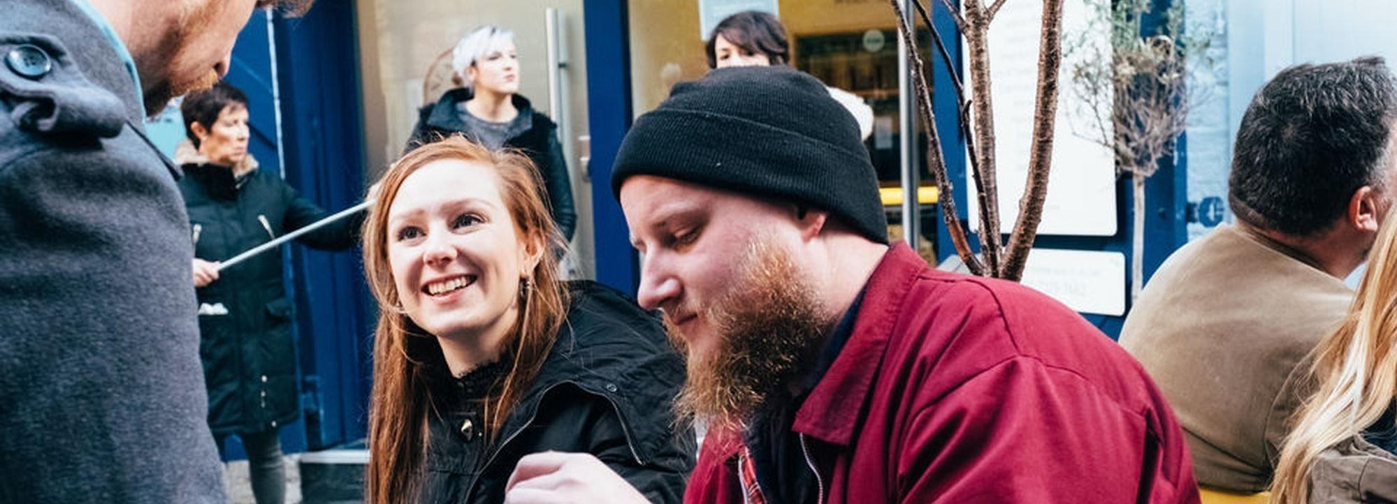 Londen: kaas- en wijntour