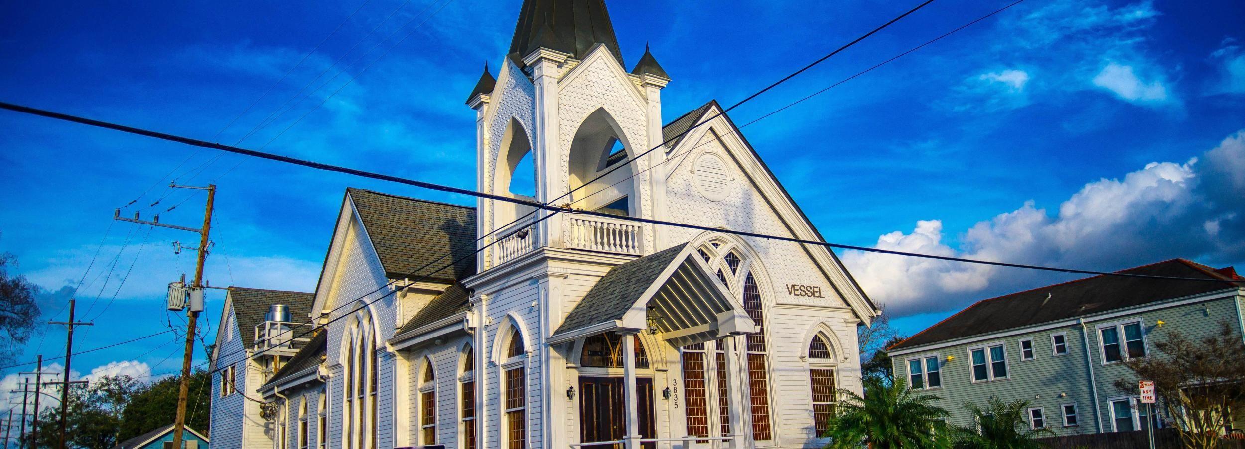 Nueva Orleans: tour urbano nocturno 2h cementerio encantado