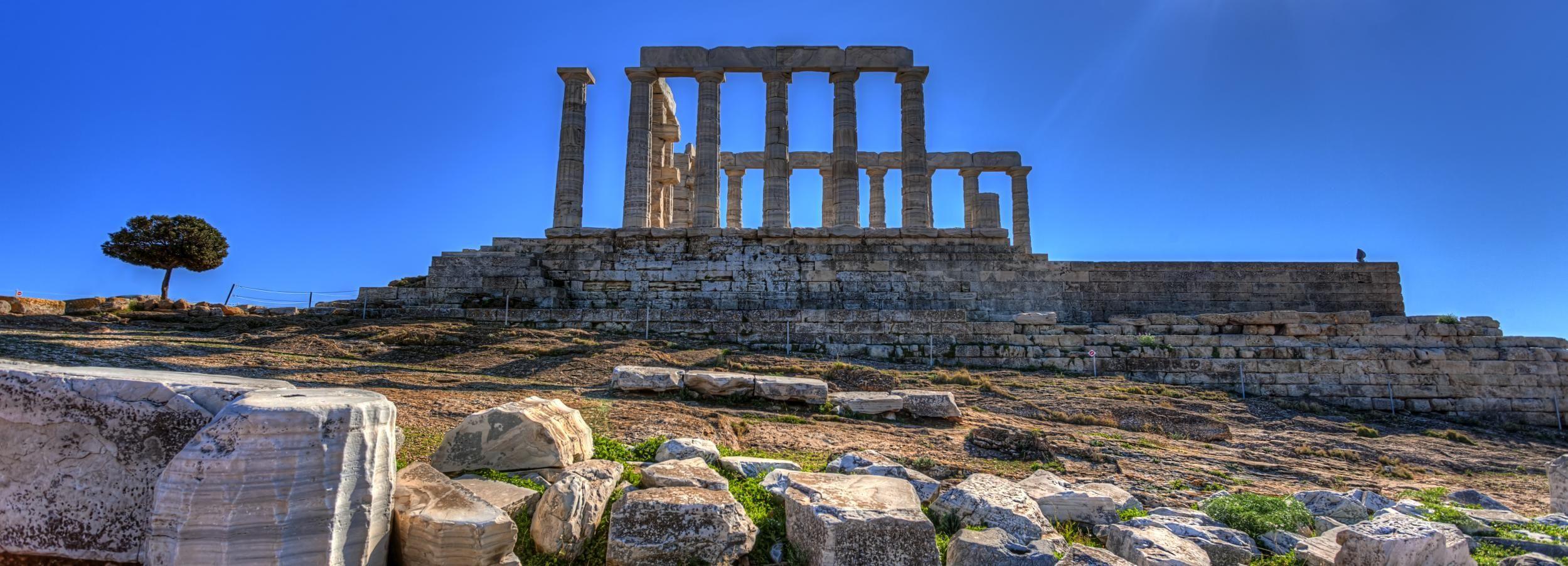 Tour Cabo Sunión y Templo de Poseidón: Desde Atenas