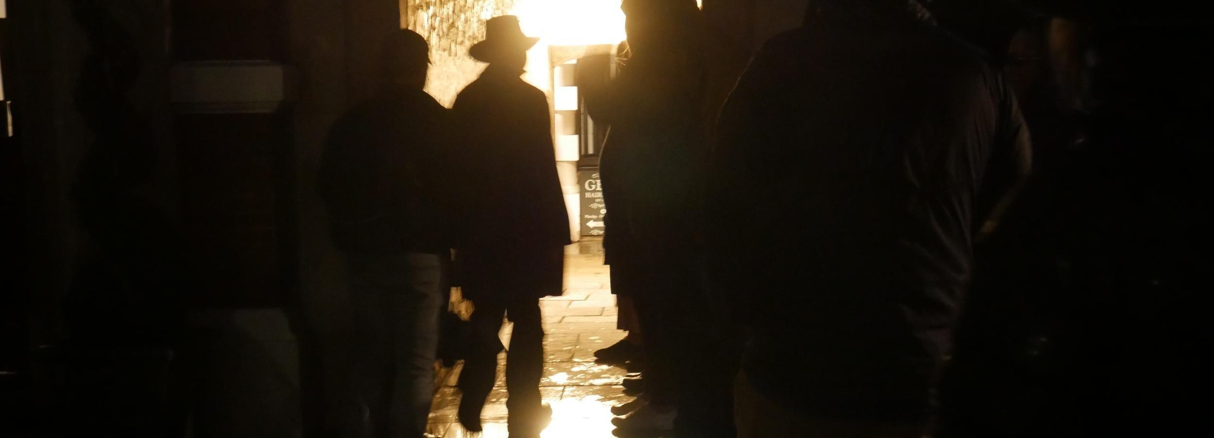 Londres: visite à pied de 2h autour des fantômes