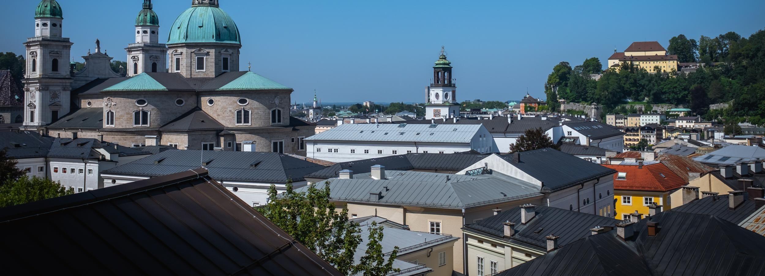 Salzburg: Interactive Puzzle and City Exploration Tour