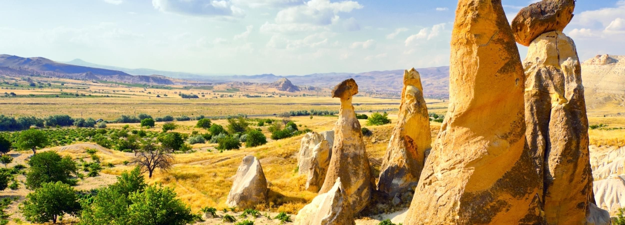 Cappadocia: Guided Highlights Tour with Lunch