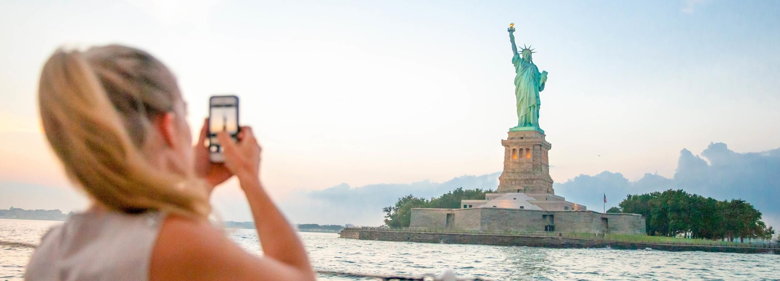 60-Minute Cruise Around the Statue of Liberty & Ellis Island