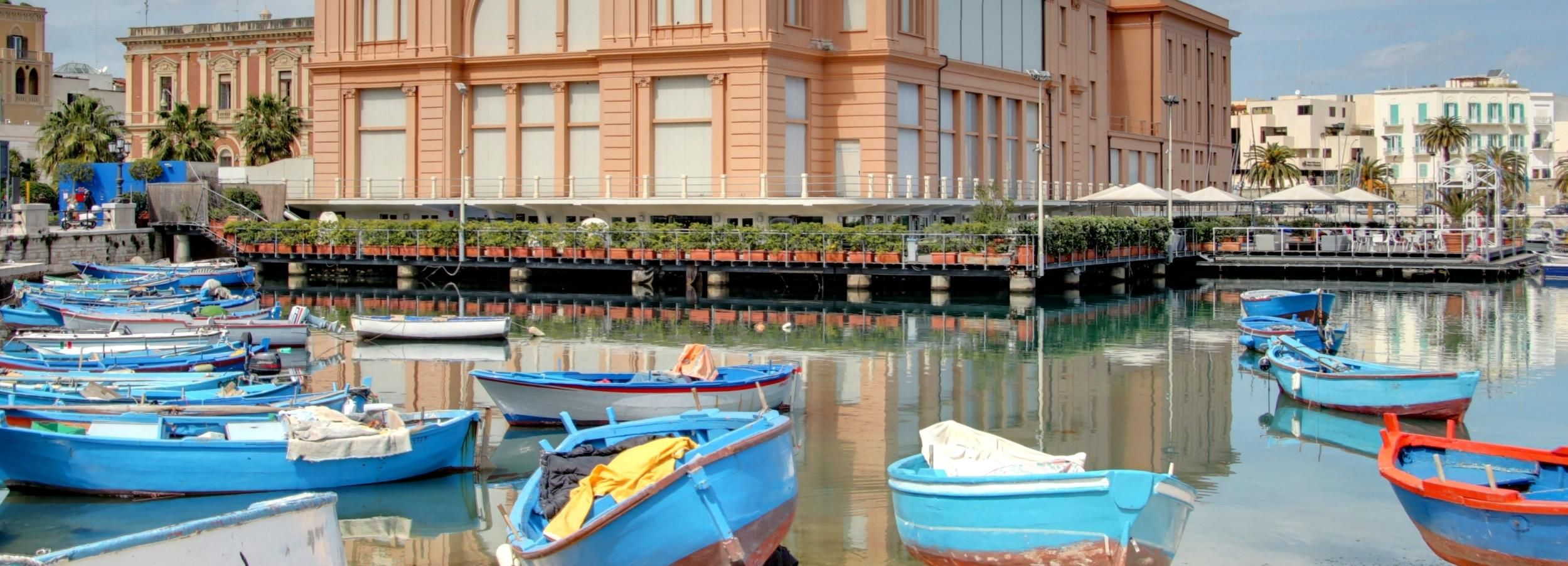 Bari: Guided Tour of the Old City