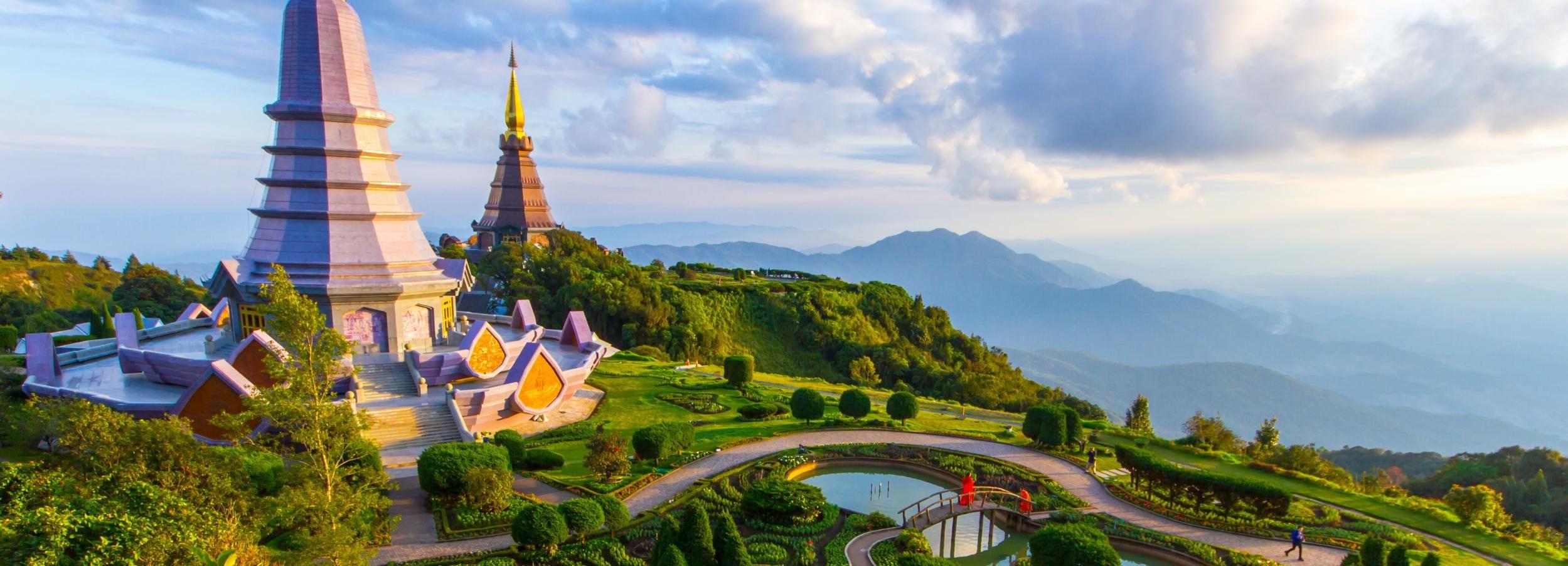 Parque nacional Doi Inthanon: tour de 1 día (grupo reducido)