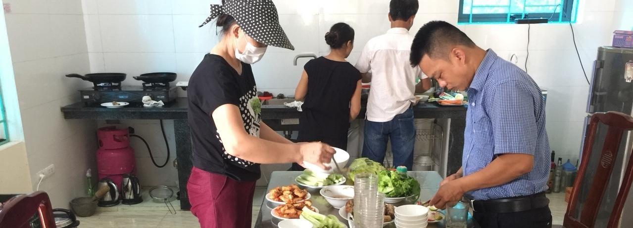 Hanoi: Local Fishing and Fishermen's Life Tour