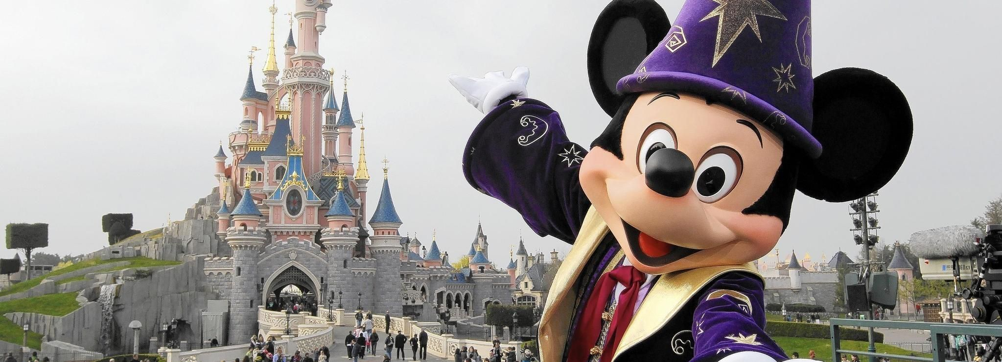 Paris: transfert simple entre Disneyland et l'aéroport CDG