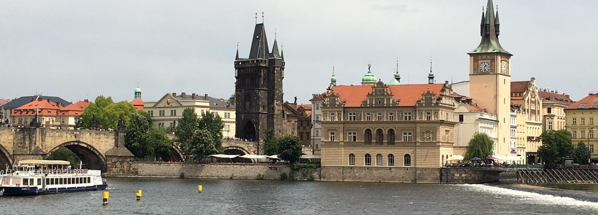 Prague: 1-Hour Vltava River Cruise