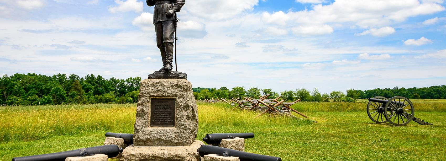 Gettysburg: 2-Hour Licensed Battlefield Guided Carriage Tour