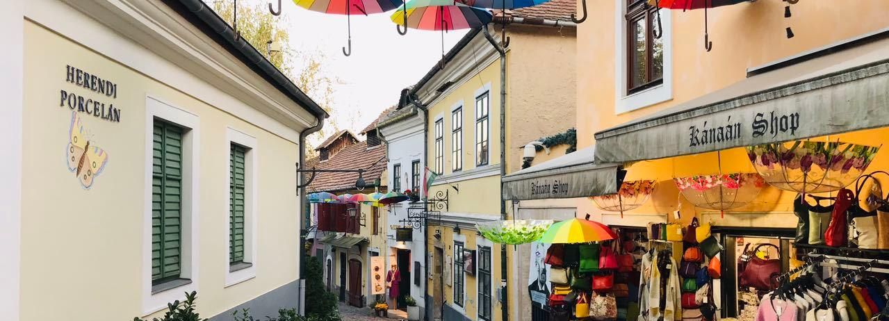 Desde Budapest: tour por Szentendre, pueblo de artistas