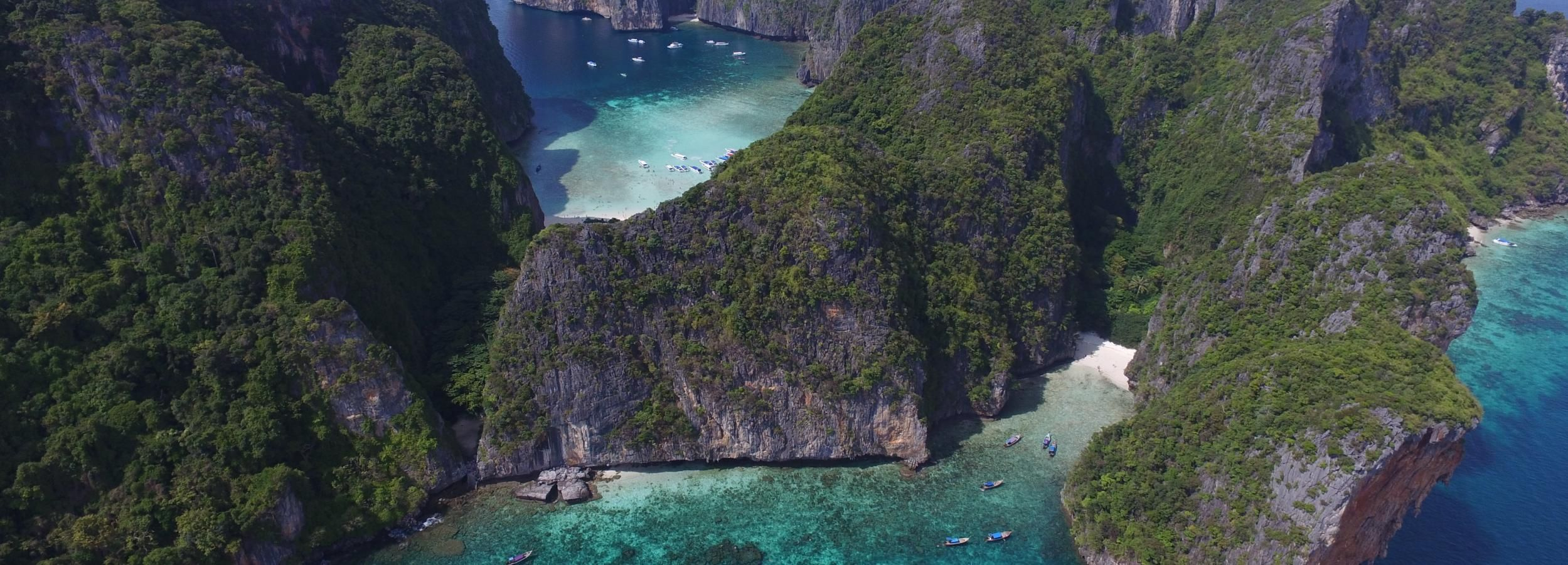 Da Krabi: tour per piccoli gruppi di Phi Phi Islands