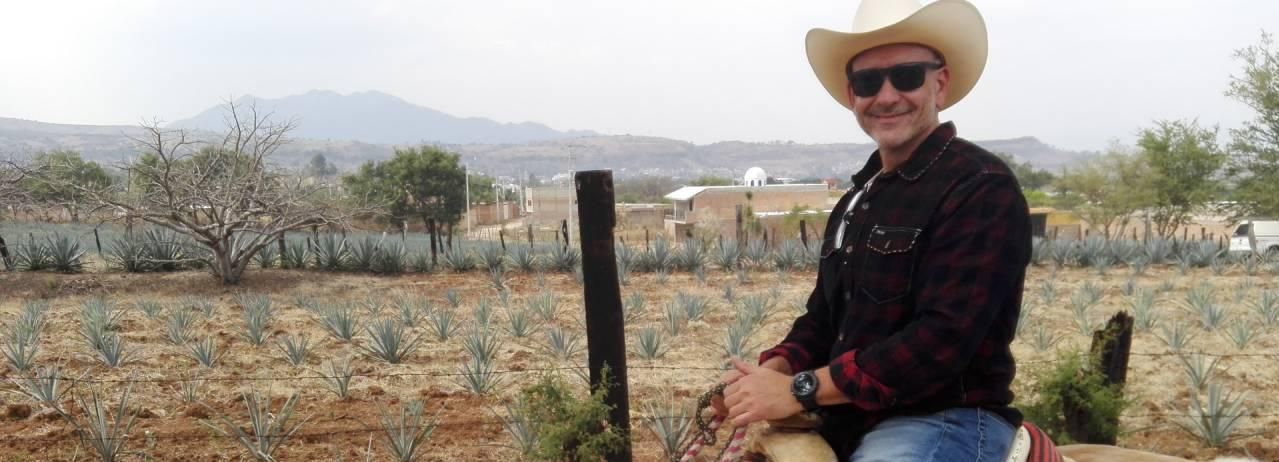Guadalajara: Horse Riding on the Tequila Route with Tastings