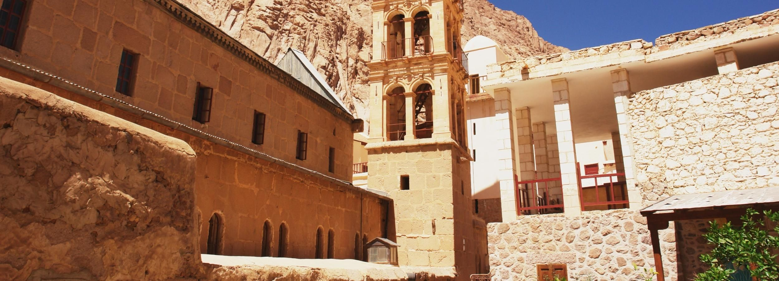 St. Catherine's Monastery: Day Trip from Eilat