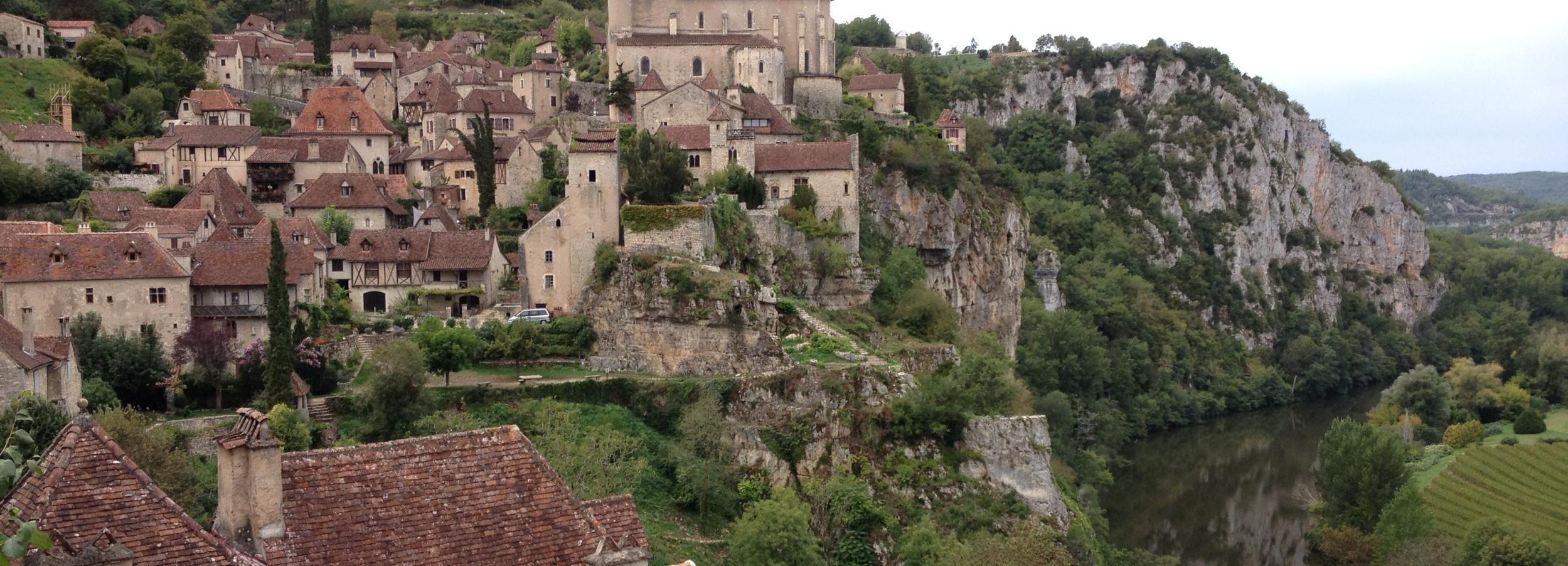 De Toulouse: excursion d'une journée à Peche Merle et Saint Cirq LaPopie