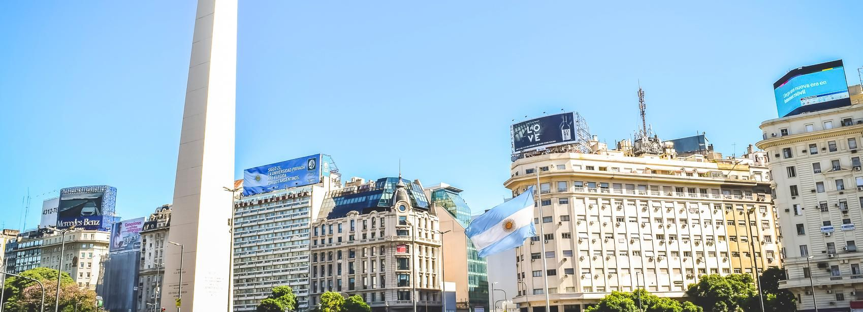 Highlights of Buenos Aires: Small Group 3-Hour Guided Tour