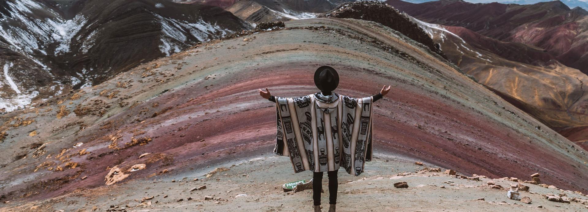 Cusco: Small-Group Alternative Rainbow Mountain Hike