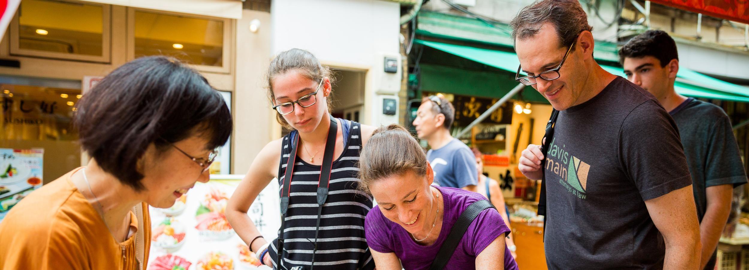 Tokio: Tsukiji und Asakusa Food Tour
