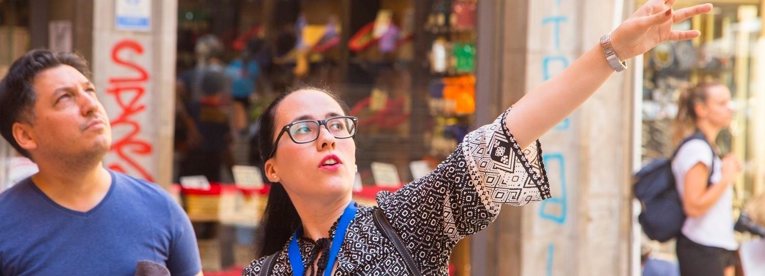 Granada: Führung durch die Kathedrale und die Madrasa