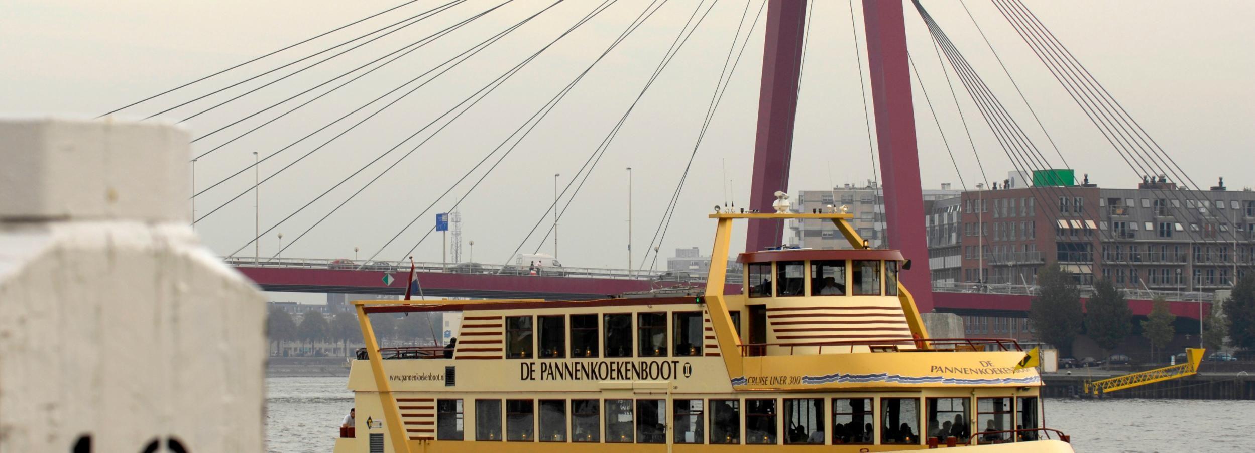 Rotterdam: Pancake Cruise